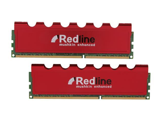 Mushkin Enhanced Redline 8GB (2 x 4GB) 240-Pin DDR3 SDRAM DDR3 2133 (PC3 17000) Desktop Memory Model 996996