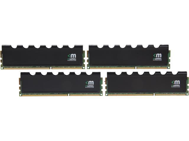 Mushkin Enhanced Blackline 16GB (4 x 4GB) 240-Pin DDR3 SDRAM DDR3 2133 (PC3 17000) Desktop Memory Model 994015