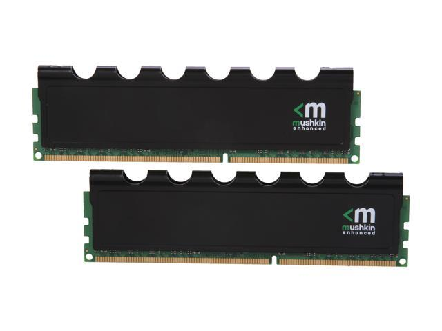 Mushkin Enhanced Blackline 8GB (2 x 4GB) 240-Pin DDR3 SDRAM DDR3 1600 (PC3 12800) Desktop Memory Model 997043