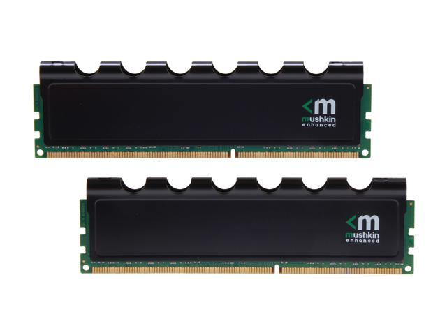 Mushkin Enhanced Blackline 16GB (2 x 8GB) 240-Pin DDR3 SDRAM DDR3 1600 (PC3 12800) Desktop Memory Model 997069