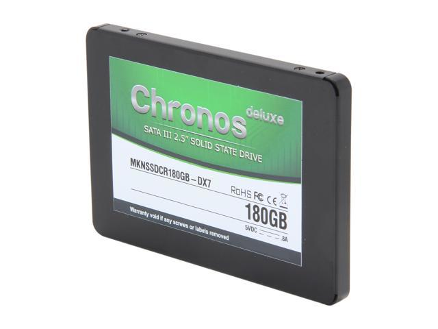 """Mushkin Enhanced 2.5"""" 180GB SATA III 7mm Internal Solid State Drive (SSD) MKNSSDCR180GB-DX7"""