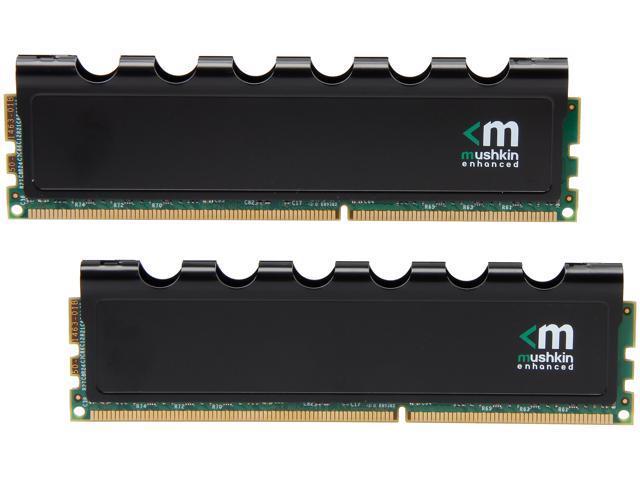 Mushkin Enhanced Blackline 16GB (2 x 8GB) 240-Pin DDR3 SDRAM DDR3 2133 (PC3 17000) Desktop Memory Model 997124