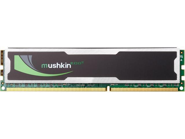 Mushkin Enhanced ECO2 8GB 240-Pin DDR3 SDRAM DDR3L 1600 (PC3L 12800) Desktop Memory Model 992031E