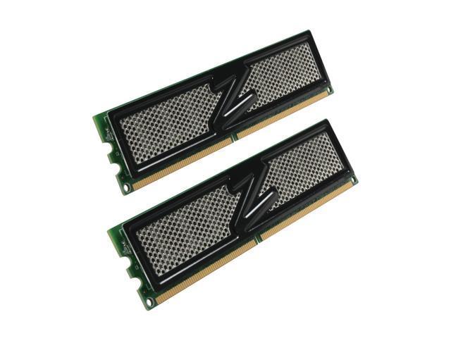 OCZ Vista Upgrade 4GB (2 x 2GB) 240-Pin DDR2 SDRAM DDR2 800 (PC2 6400) Dual Channel Kit Desktop Memory Model OCZ2VU8004GK