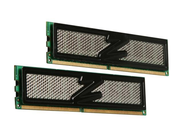 OCZ System Elite 2GB (2 x 1GB) 240-Pin DDR2 SDRAM DDR2 800 (PC2 6400) Dual Channel Kit Desktop Memory Model OCZ2SE8002GK