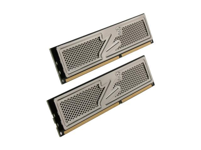 OCZ Platinum Edition 2GB (2 x 1GB) 240-Pin DDR3 SDRAM DDR3 1800 (PC3 14400) Dual Channel Kit Desktop Memory Model OCZ3P18002GK
