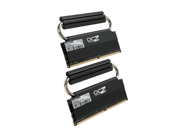 OCZ Reaper HPC Edition 4GB (2 x 2GB) 240-Pin DDR2 SDRAM DDR2 800 (PC2 6400) Dual Channel Kit Desktop Memory Model OCZ2RPR800C44GK