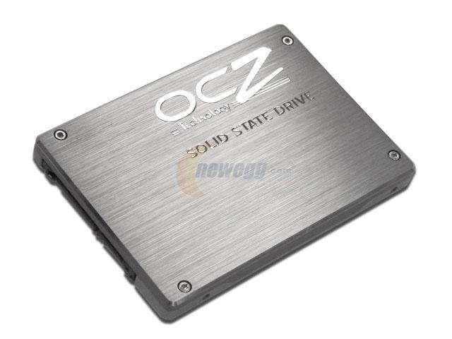 """OCZ 2.5"""" 64GB SATA Internal Solid State Drive (SSD) OCZSSD64GB"""