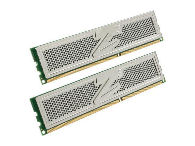 OCZ Platinum 4GB (2 x 2GB) 240-Pin DDR3 SDRAM DDR3 1333 (PC3 10666) Dual Channel Kit Desktop Memory Model OCZ3P13334GK