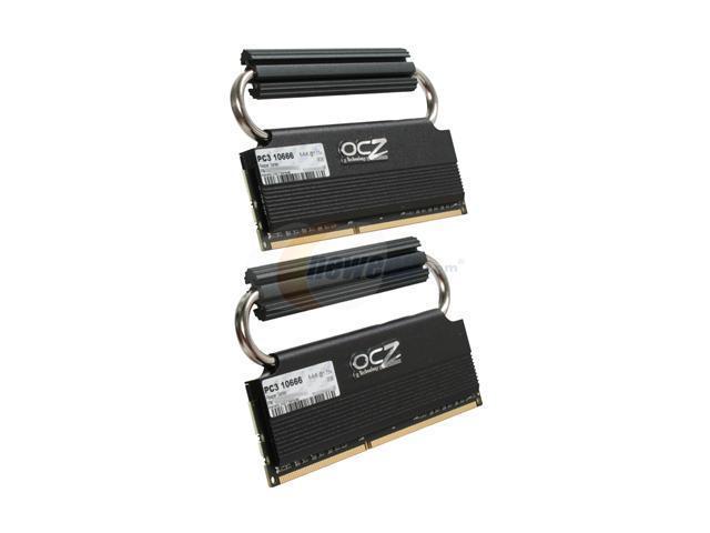 OCZ Reaper HPC 4GB (2 x 2GB) 240-Pin DDR3 SDRAM DDR3 1333 (PC3 10666) Dual Channel Kit Desktop Memory Model OCZ3RPR13334GK