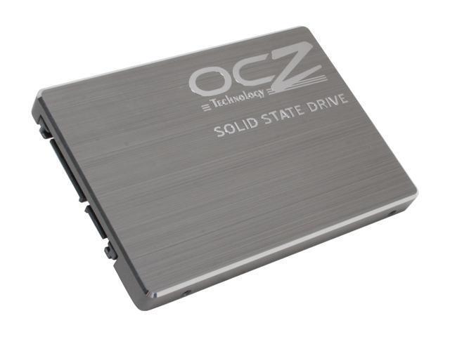 """OCZ 2.5"""" 64GB SATA II SLC Internal Solid State Drive (SSD) OCZSSD2-1S64G"""