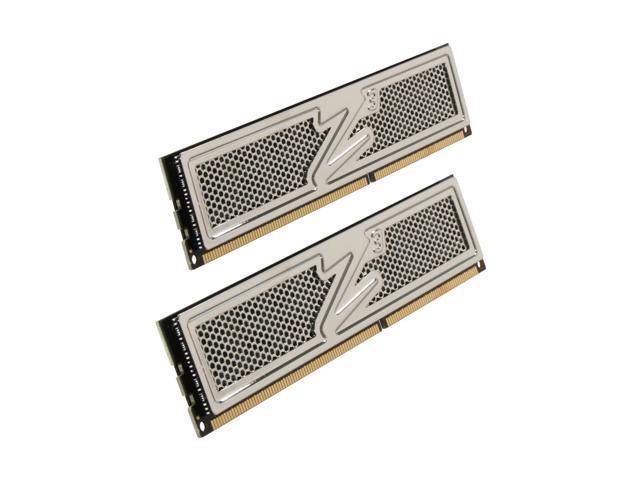OCZ Platinum 4GB (2 x 2GB) 240-Pin DDR3 SDRAM DDR3 1600 (PC3 12800) Dual Channel Kit Desktop Memory Model OCZ3P16004GK