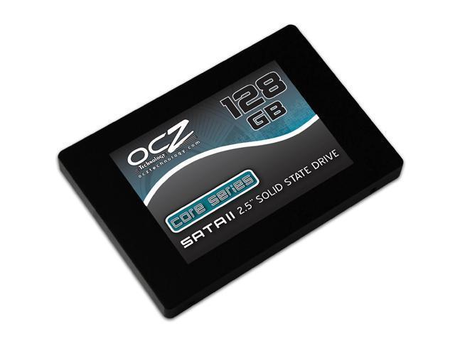 """OCZ Core Series 2.5"""" 128GB SATA II Internal Solid State Drive (SSD) OCZSSD2-1C128G"""