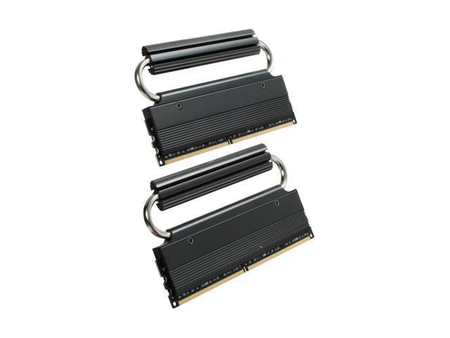OCZ Reaper HPC 2GB (2 x 1GB) 240-Pin DDR2 SDRAM DDR2 1200 (PC2 9600) Dual Channel Kit Desktop Memory Model OCZ2RPR12002GK