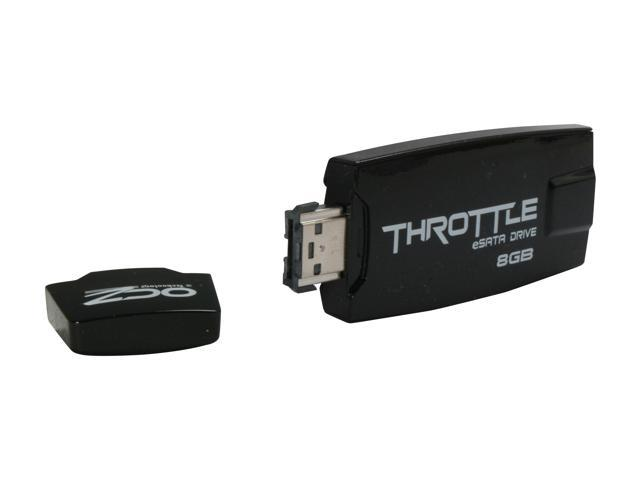 OCZ Throttle 8GB eSATA Flash Drive