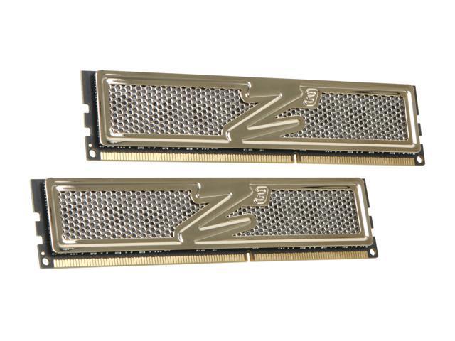 OCZ Gold AMD Edition 4GB (2 x 2GB) 240-Pin DDR3 SDRAM DDR3 1600 (PC3 12800) Desktop Memory Model OCZ3G1600LVAM4GK