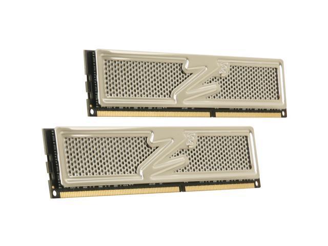 OCZ Platinum 4GB (2 x 2GB) 240-Pin DDR3 SDRAM DDR3 1600 (PC3 12800) Desktop Memory Model OCZ3P1600LV4GK