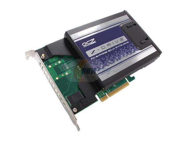OCZ Z-Drive P84 OCZSSDPCIE-ZDP84256G PCI-E 256GB PCI Express x8 MLC Enterprise Solid State Disk