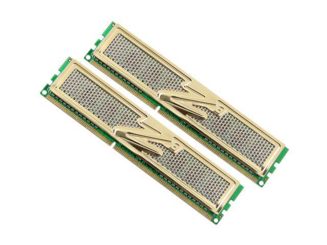 OCZ Gold 8GB (2 x 4GB) 240-Pin DDR3 SDRAM DDR3 1333 (PC3 10666) Low Voltage Desktop Memory Model OCZ3G1333LV8GK