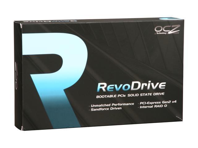 OCZ RevoDrive PCI-E x4 120GB PCI Express MLC Internal Solid State Drive (SSD) OCZSSDPX-1RVD0120