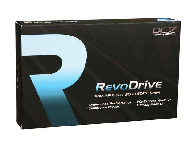 OCZ RevoDrive PCI-Express x4 50GB PCI Express MLC Internal Solid State Drive (SSD) OCZSSDPX-1RVD0050