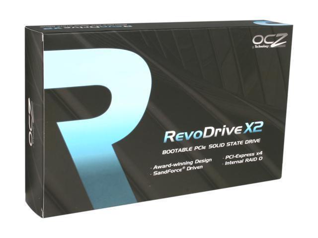 OCZ RevoDrive X2 PCI-E 240GB PCI-Express x4 MLC Internal Solid State Drive (SSD) OCZSSDPX-1RVDX0240