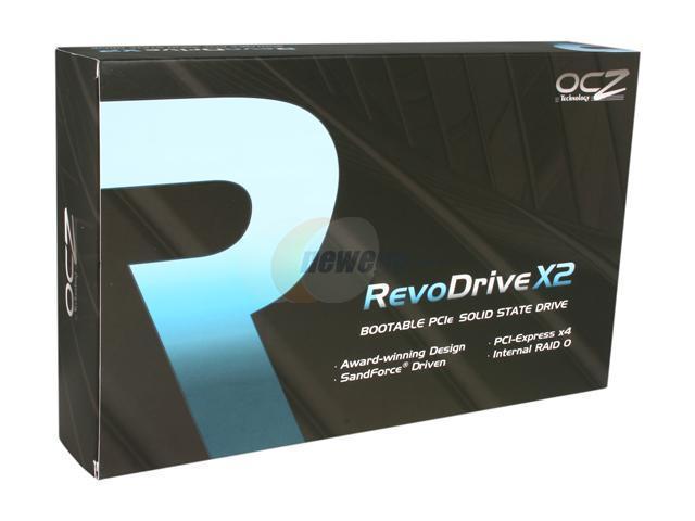 OCZ RevoDrive X2 PCI-E 360GB PCI-Express x4 MLC Internal Solid State Drive (SSD) OCZSSDPX-1RVDX0360