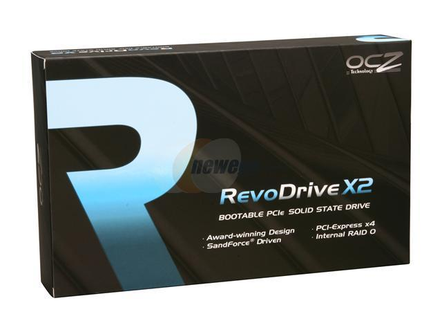 OCZ RevoDrive X2 PCI-E 720GB PCI-Express x4 MLC Internal Solid State Drive (SSD) OCZSSDPX-1RVDX0720