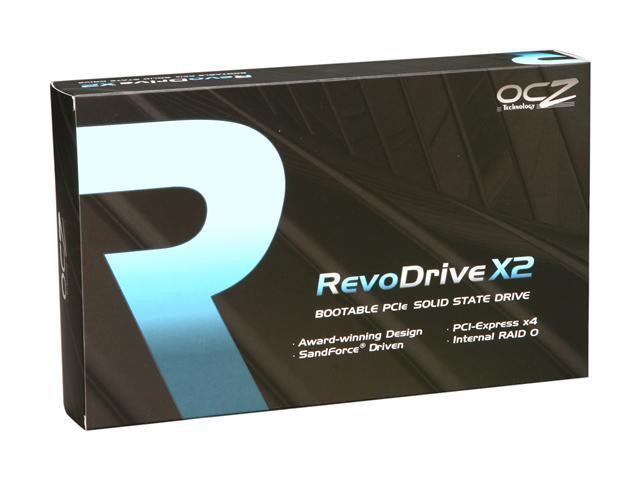 OCZ RevoDrive X2 PCI-E 960GB PCI-Express x4 MLC Internal Solid State Drive (SSD) OCZSSDPX-1RVDX0960