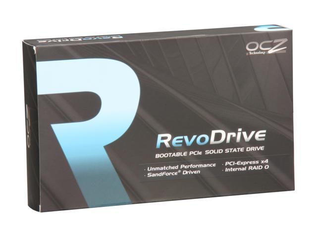 OCZ RevoDrive PCI-E 110GB 4 x PCI-Express MLC Internal Solid State Drive (SSD) OCZSSDPX-1RVD0110