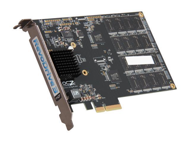 OCZ RevoDrive 3 series PCI-E 240GB PCI-Express 2.0 x4 MLC Internal Solid State Drive (SSD) RVD3-FHPX4-240G