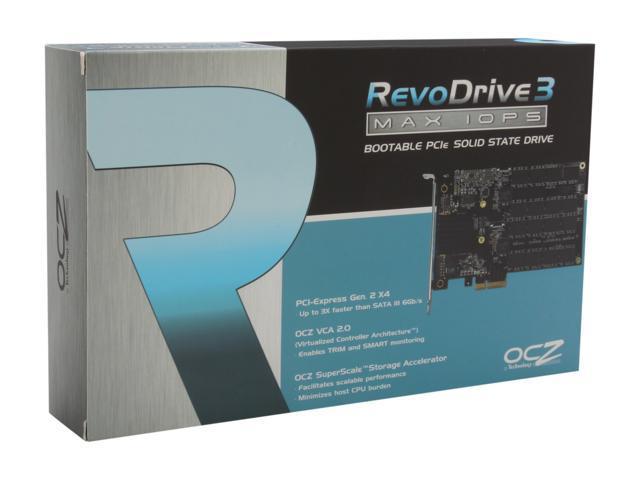 OCZ RevoDrive 3 Max IOPS PCI-E 480GB PCI-Express 2.0 x4 MLC Internal Solid State Drive (SSD) RVD3MI-FHPX4-480G