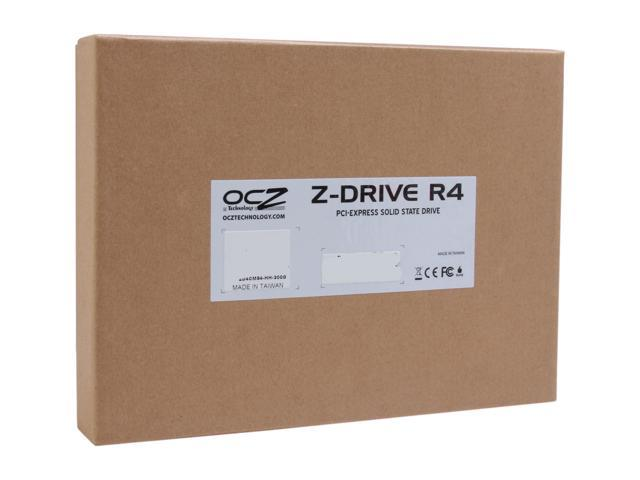 OCZ Z-Drive R4 CM84 PCI-E PCI-Express 2.0 x8 MLC ZD4CM84-HH-300G