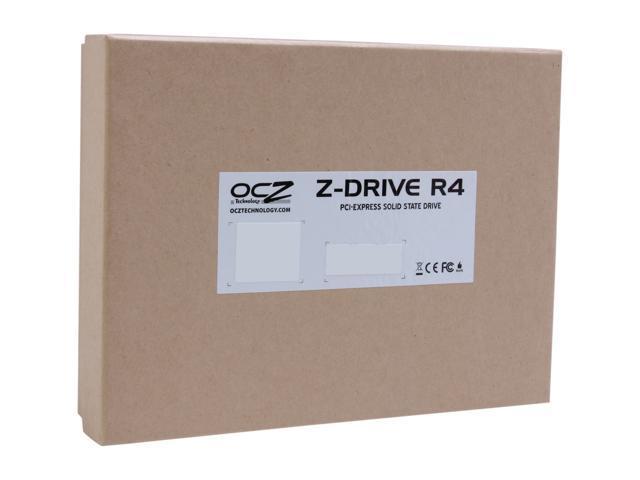 OCZ Z-Drive R4 CM84 PCI-E PCI-Express 2.0 x8 MLC ZD4CM84-HH-1.2T