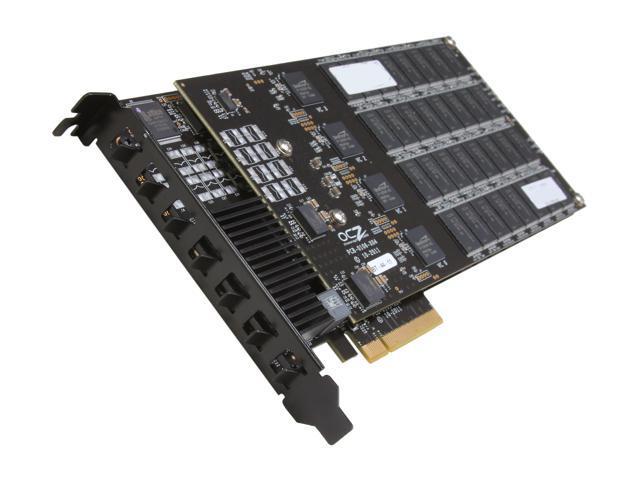 OCZ Z-Drive R4 CM88 PCI-E PCI-Express 2.0 x8 MLC ZD4CM88-FH-1.6T
