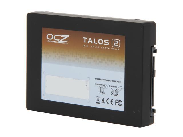"OCZ Talos 2 C Series 2.5"" Dual-Port SAS 6.0 Gbit/s (Full Duplex/Active-Active) Synchronous Mode Multi-Level Cell (MLC) TL2CSAK2G2M1X-0960 - OEM"