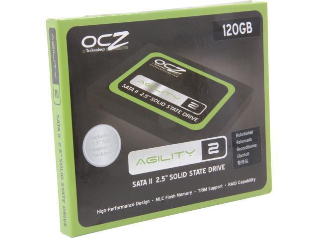 Manufacturer Recertified OCZ Agility 2 2.5