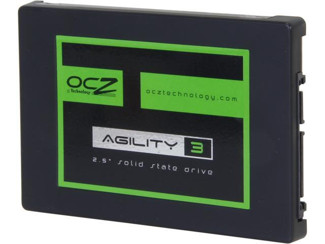 "Manufacturer Recertified OCZ Agility 3 2.5"" 120GB SATA III MLC External Solid State Drive (SSD) AGT3-25SAT3-120G.20.RF"