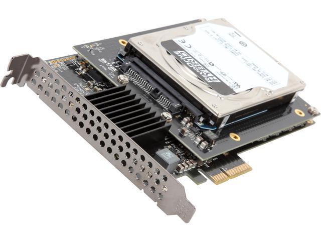OCZ RevoDrive PCI-E 1TB Hybrid Solid State Drive PCI-Express 2.0 x4 MLC Internal Solid State Drive (SSD) RVDHY-FH-1T.RF