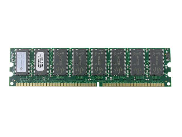 SPECTEK by Micron Technology 256MB 184-Pin DDR SDRAM DDR 333 (PC 2700) System Memory Model P32M648HHC-6A