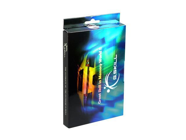 G.SKILL 2GB (2 x 1GB) 184-Pin DDR SDRAM DDR 500 (PC 4000) Dual Channel Kit Desktop Memory Model F1-4000USU2-2GBHZ