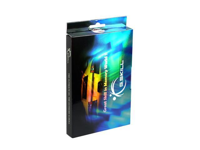 G.SKILL 2GB (2 x 1GB) 240-Pin DDR2 SDRAM DDR2 1066 (PC2 8500) Dual Channel Kit Desktop Memory Model F2-8500PHU2-2GBHZ