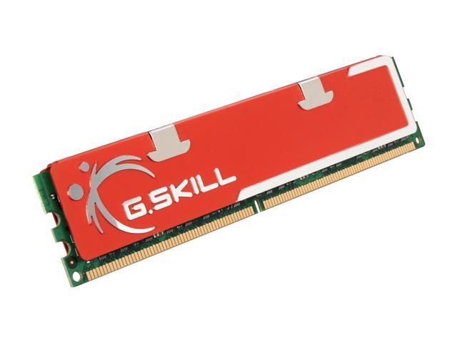 G.SKILL 2GB 240-Pin DDR2 SDRAM DDR2 800 (PC2 6400) Desktop Memory Model F2-6400CL6S-2GBMQ
