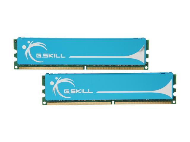 G.SKILL 4GB (2 x 2GB) 240-Pin DDR2 SDRAM DDR2 1066 (PC2 8500) Dual Channel Kit Desktop Memory Model F2-8500CL5D-4GBPK