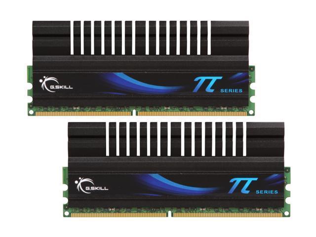 G.SKILL 4GB (2 x 2GB) 240-Pin DDR2 SDRAM DDR2 1200 (PC2 9600) Dual Channel Kit Desktop Memory Model F2-9600CL5D-4GBPI