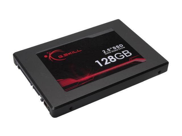 """G.SKILL 2.5"""" 128GB SATA II MLC Internal Solid State Drive (SSD) FM-25S2S-128GB"""