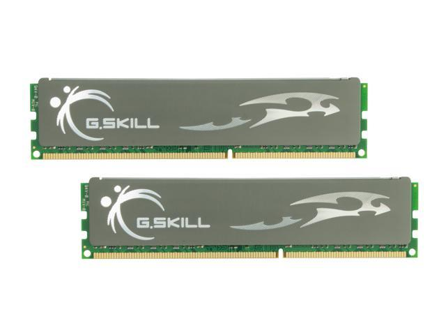 G.SKILL ECO Series 4GB (2 x 2GB) 240-Pin DDR3 SDRAM DDR3L 1600 (PC3L 12800) Desktop Memory Model F3-12800CL7D-4GBECO