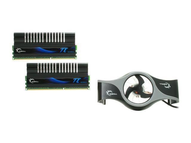 G.SKILL PIS Series 4GB (2 x 2GB) 240-Pin DDR3 SDRAM DDR3 2200 (PC3 17600) Desktop Memory Model F3-17600CL7D-4GBPIS