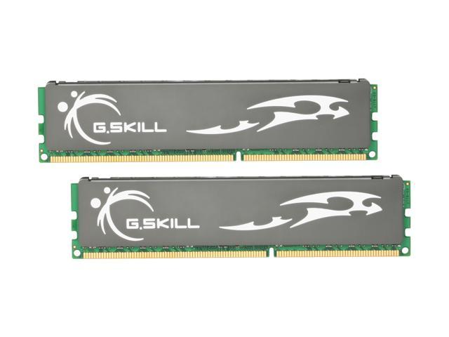 G.SKILL ECO 8GB (2 x 4GB) 240-Pin DDR3 SDRAM DDR3L 1600 (PC3L 12800) Desktop Memory Model F3-12800CL8D-8GBECO