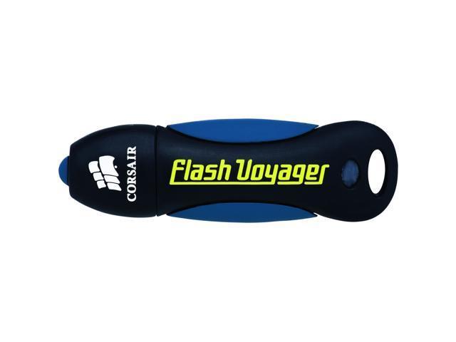 CORSAIR Flash Voyager 8GB USB 2.0 Flash Drive Model CMFUSB2.0-8GB